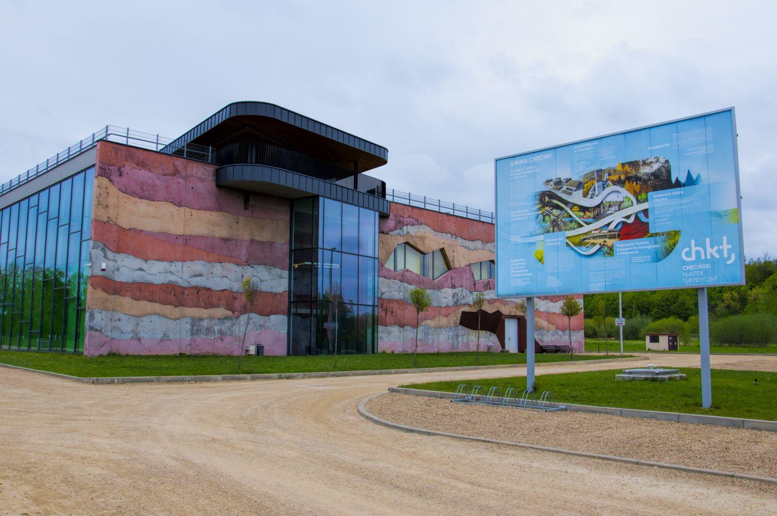 Podzamcze - Centrum Nauki Leonardo da Vinci