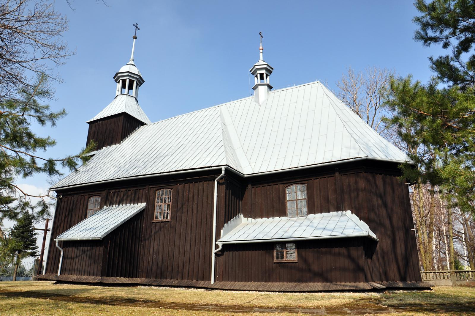 Grojec - kościół Św. Wawrzyńca z 1671 roku