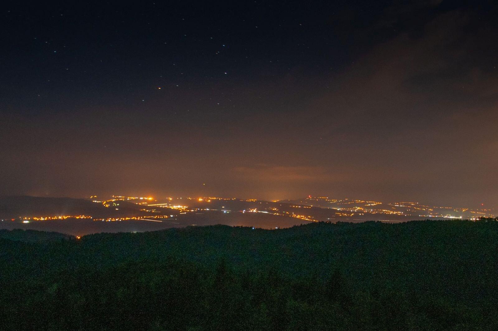 Nocna Panorama