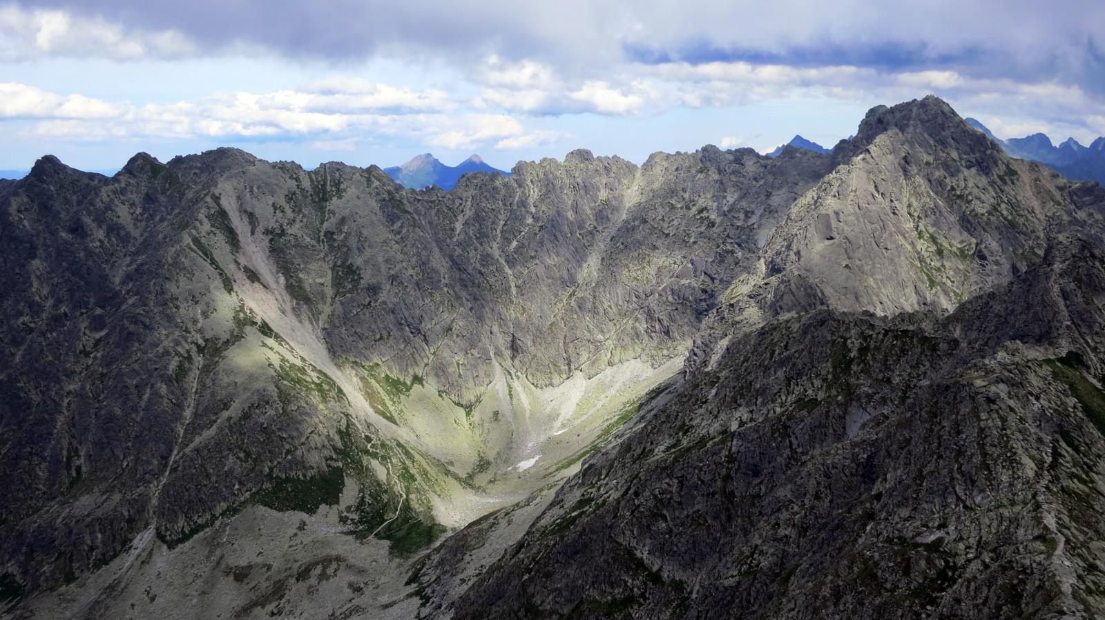 Tatrzańska panorama