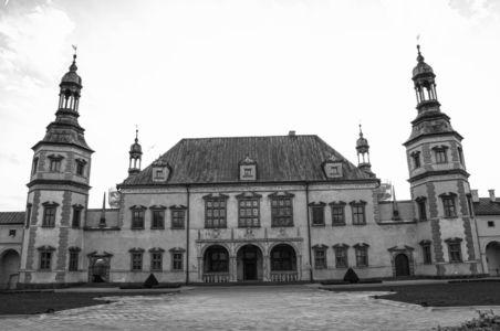 Kielce - Pałac Biskupów Krakowskich