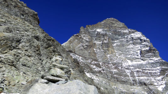 ściana Matterhorn