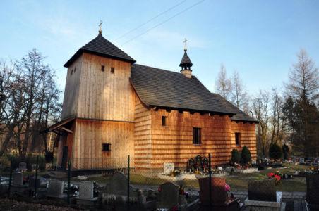 Szałsza – kościół filialny MB Częstochowskiej z XVII wieku