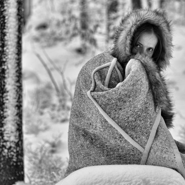 Pola – zimowa sesja w Beskidach